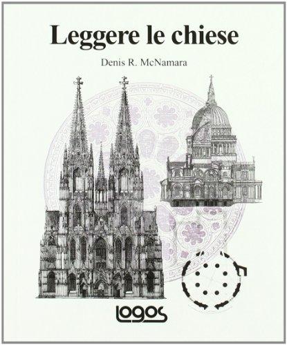 Leggere le chiese. Ediz. illustrata di Denis R. McNamara