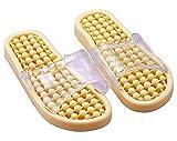 GLIVE (LABEL) Acupressure Massage Slippers Magnetic Leg Foot Massager
