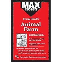 "George Orwell's ""Animal Farm"" (MaxNotes)"