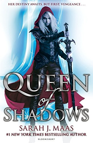 Throne of Glass 04. Queen of Shadows Roman Glass Company
