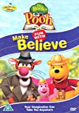 Winnie The Pooh - The Book Of Pooh - Fun With Make Believe [DVD]