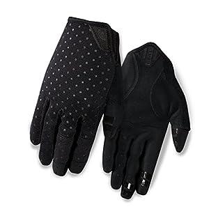Giro La DND Damen Fahrrad Handschuhe Kurz Schwarz 2019