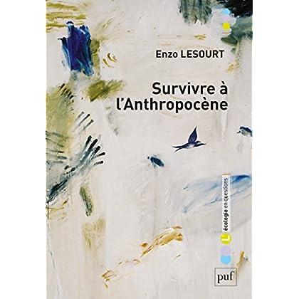 Survivre à l'Anthropocène: Par delà guerre civile et effondrement (Ecologie en questions (L'))