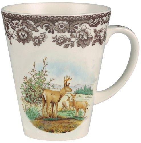 Spode Woodland Deer (Spode Woodland American Wildlife Mule Deer Mug by Spode)