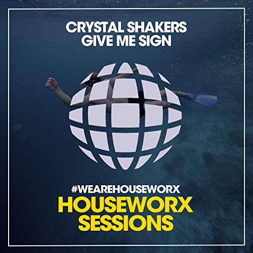 Give Me Sign Crystal Shaker