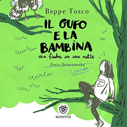 Il gufo e la bambina (Ragazzi) por Beppe Tosco