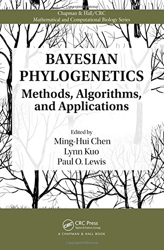 Bayesian Phylogenetics: Methods, Algorithms, and Applications (Chapman & Hall/CRC Mathematical and Computational Biology)
