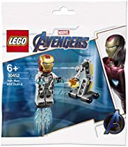 LEGO Marvel Avengers Iron Man Mini Figurine 30452