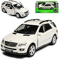 Mercedes-Benz M-Klasse Braun W166 Ab 2011 1//43 Minichamps Modell Auto mit oder..