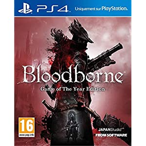 Bloodborne – Game of the Year Edition – [PlayStation 4]