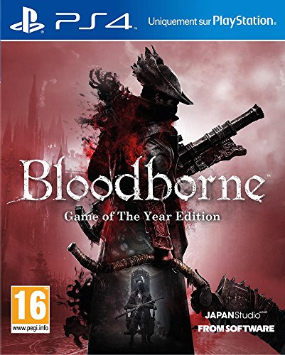 Bram Dracula Stoker Kostüm - Bloodborne - Game of the Year Edition - [PlayStation 4]