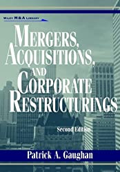 Mergers, Acquisitions and Corporate Restructurings