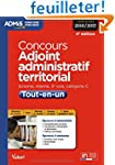 Concours Adjoint administratif territ...