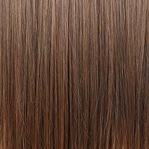 Biya Thermatt Elementi Capelli estensioni dei capelli clip-serrature con regolare numero marrone Tie-dye 2T30 50 centimetri 60 g