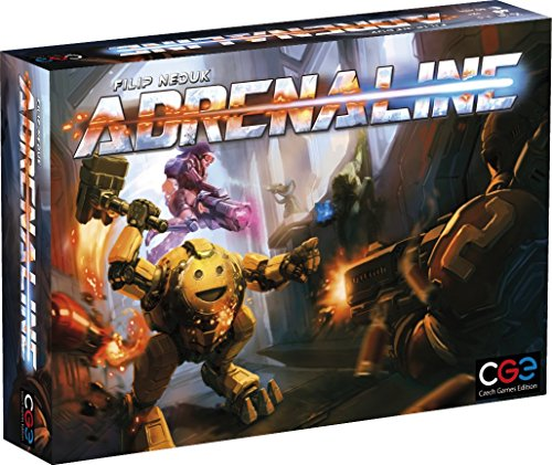 Czech Games Edition CGE00037 - Adrenaline -