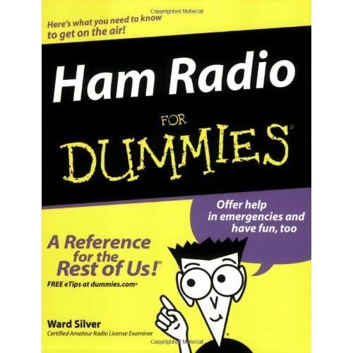Ham Radio For Dummies by H. Ward Silver (2004-04-23)