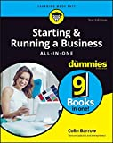 Starting & Running a Business All-In-One for Dummies 3E UK Edition (For Dummies (Business & Personal Finance))