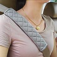 غطاء وسادة حزام مقعد السيارة العالمي، حزام الكتف يغطي وسادة حزام أمان السيارة / الحقيبة، راحة ناعمة تساعد على