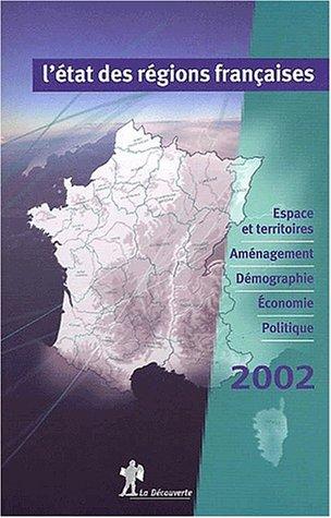 L'état des régions françaises par Collectif