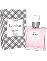 London - Parfum Femme generique / Inspiré par la prestigieuse parfumerie de Luxe / Eau De Toilette 100ml - Licences...