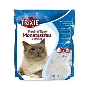 Trixie Fresh N Easy Monatsstreu Granulat 3,8 l-1PACK