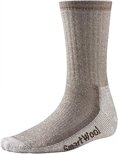 Smart Wool Hike Medium Crew taupe L (EU 42-45)