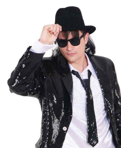 zum Kostüm an Karneval Fasching (Hüte Mit Perücken)