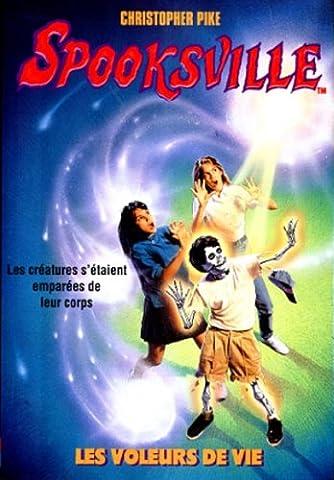 Spooksville, numéro 15 : Les voleurs de vie