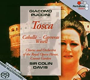 Puccini: Tosca [Hybrid SACD]