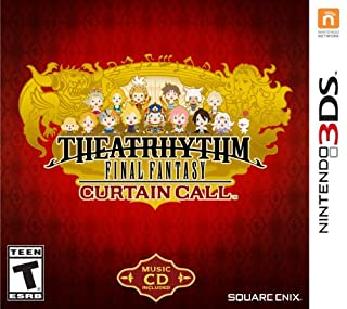 Theatrhythm Final Fantasy: Curtain Call (B00K5K4JQG) | Amazon price tracker / tracking, Amazon price history charts, Amazon price watches, Amazon price drop alerts