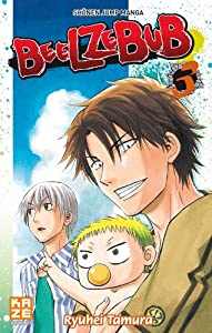 Beelzebub Edition simple Tome 3