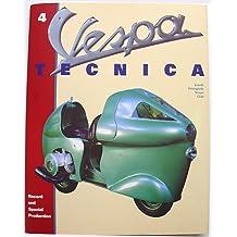Vespa Tecnica. Record and special production. Ediz. inglese: 4