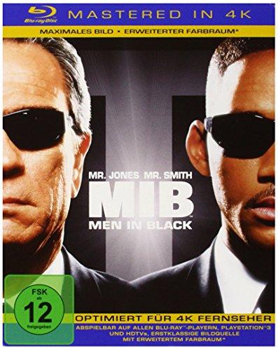 Men in Black  (Mastered in 4K) [Blu-ray]