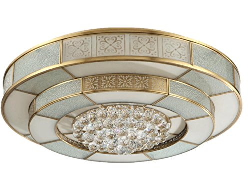 FYN-114W-Diameter-55cm-LED-Brass-ceiling-Lamp-Crystal-Lamp-Lighting-for-Living-Room-Bedroom-Dining-Room-Flush-Ceiling-Lights