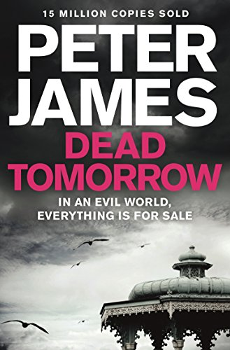 Dead Tomorrow Cover Image