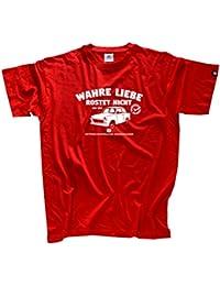 Wahre Liebe rostet nicht seit 1958 Software Manipulation ausgeschlossen T-Shirt S-XXXL