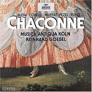 Chaconne (Instrumentalmusik des Früh- und Hochbarock)