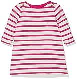 Petit Bateau Lestelle, Vestido para Bebés, (Coquille/Flashy), 74 (Tamaño del Fabricante:12M)
