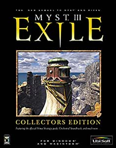 Myst III: Exile - Collector's Edition