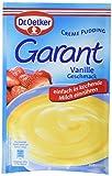 Dr. Oetker Garant Vanille-Pudding, 12er Pack (12 x 1 St. Packung)