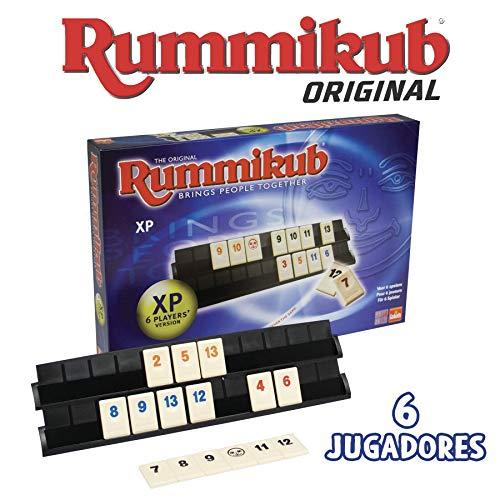 Goliath- Rummikub 6 Jugadores 328009
