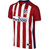 Nike Offizielles Trikot von Atlético Madrid 2015/2016 XL Rojo/Blanco/Azul (Varsity Red/Football White/Drenched Blue)