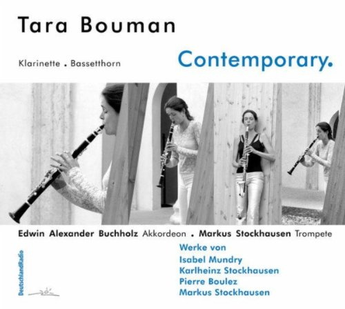Isabel Mundry, Karlheinz Stockhausen, Pierre Boulez & Markus Stockhausen: Contemporary.