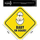 FRATELLI Baby On Board (Baby in Hatched Egg)