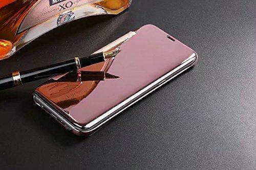 custodia iphone se specchio
