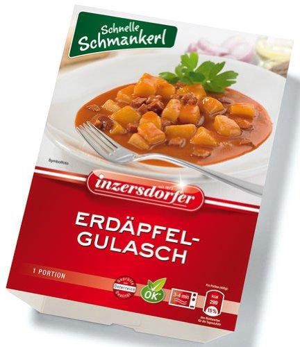Inzersdorfer - Erdäpfelgulasch - 400 g