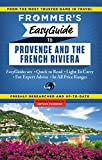 Frommer's EasyGuide to Provence and the French Riviera (Easy Guides) by Tristan Rutherford front cover