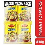 #6: Maggi 2 min Masala Noodles, 12 Singles, 840g