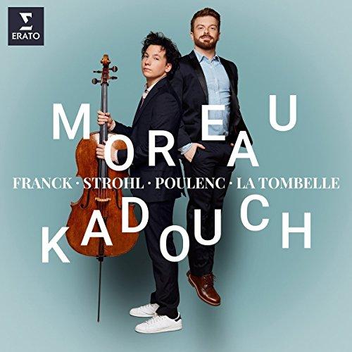 Franck, Strohl, Poulenc, la Tombelle
