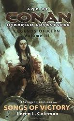 Age of Conan: Songs of Victory: Legends of Kern, Volume IIl
